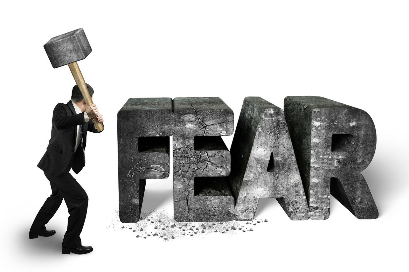 Five Easy Ways To Manage Your Fears & Anxieties
