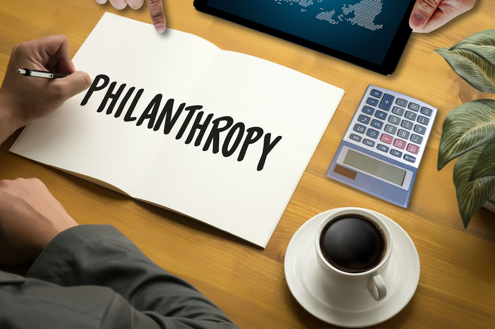 philanthropy reflections